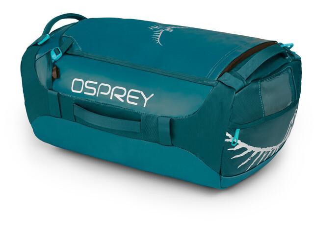 Osprey Transporter 40 Duffelilaukku, westwind teal